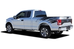 2015 2016 2017 2018 Ford F-150 Vinyl Graphic RACER RIP Side Truck Stripes Bed Mudslinger Decals Kit