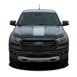 2019 Ford Ranger Hood Stripes VIM HOOD Decals Vinyl Graphics Kit 2019 2020