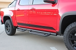 2015 2016 2017 2018 GMC Canyon Stripes RAMPART Vinyl Graphics Lower Rocker Panel Decals Accent Factory Body Side Kit