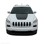 Why Purchase Jeep Cherokee Vinyl Graphics and Automotive Stripe Decal Kits from AutoGraphicsPro?