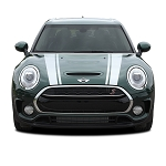 2016-2019 Mini Cooper CLUBMAN Hood Racing Stripes Vinyl Graphics Decals Kits