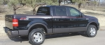 Ford F-150 OVERRIDE Universal Fit Vinyl Decal Graphic Stripes