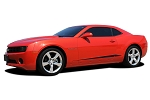 2010-2013 2014 2015 Chevy Camaro Rocker Stripes ROCKER SPIKES Lower Door Decals Vinyl Graphics Kit