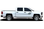 2000-2018 Chevy Silverado Door Stripes SPEED XL Decals Truck Side Vinyl Graphics Kit