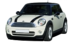 2006-2018 Mini Cooper S-TYPE Hood Racing Stripes Vinyl Graphic Decals Kits