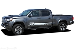 Why Purchase Toyota Tacoma Vinyl Graphics and Automotive Stripe Decal Kits from AutoGraphicsPro?