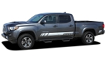 2015-2020 Toyota Tacoma Stripes CORE Decals Lower Door Rocker Panel Accent Trim Decal 3M Vinyl Graphics Stripe Kit