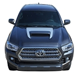 2015-2020 Toyota Tacoma Hood Decal SPORT HOOD Hood Wrap TRD Sport Pro Accent Trim Decal 3M Vinyl Graphics Stripe Kit