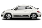 1998-2019 Volkswagen Beetle Decals ROCKER ONE Stripes Lower Rocker Panel Stripe 3M Vinyl Graphics
