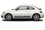 1998-2019 Volkswagen Beetle Stripes ROCKER TWO Decal Lower Rocker Panel Decals Stripe 3M Vinyl Graphics