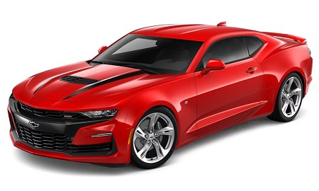 2019 2020 2021 Chevy Camaro SS Decals SPIDER Style Hood Spears Decals WIDOW Stripes Vinyl Graphics Kit