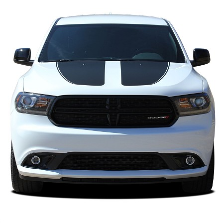 2011-2021 Dodge Durango Hood Stripes PROPEL HOOD Decals Vinyl Graphic Decal Stripe Kit