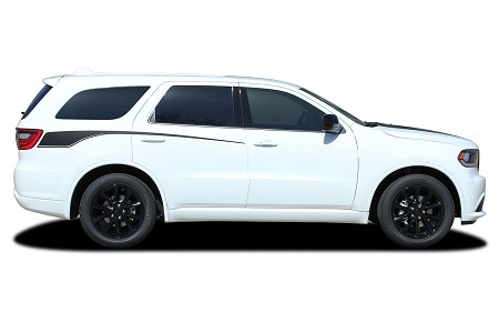2011-2019 Dodge Durango Stripes PROPEL SIDES Door Vinyl Graphic Decal Stripe Kit