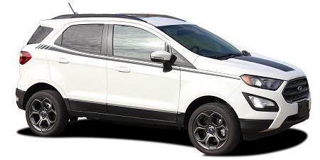2013 2019 Ford Ecosport Amp Side Door Decal Vinyl Stripe