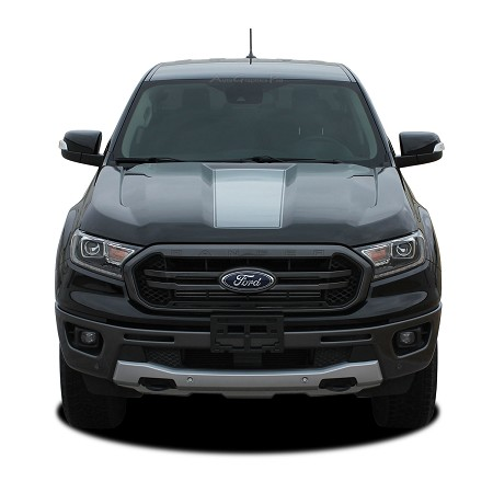 2019 2020 Ford Ranger Hood Stripes VIM HOOD Decals Vinyl Graphics Kit 2019 2020