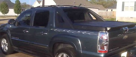 Chevy Avalanche Decals PYRO Flame Stripes and Pin Striping Vinyl Graphics