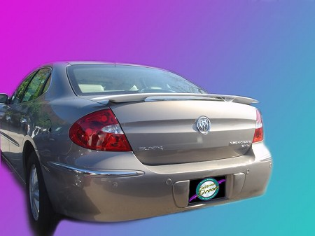 Buick LaCrosse : Painted Rear Spoiler Wing fits 2005-2009 Models