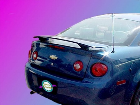Chevy Cobalt : Painted Rear Spoiler Wing fits 2005-2010 Models