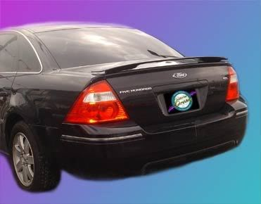Ford Taurus : Painted Rear Spoiler Wing fits 2008-2009 Models