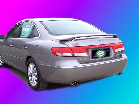 Hyundai Azera : Painted Rear Spoiler Wing fits 2006-2010 Models