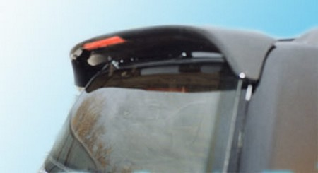 Toyota Land Cruiser : Painted Rear Spoiler Wing fits 2000 - 2008 Models
